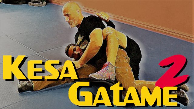 Kesa Gatame 2 - Beyond the Scarf Hold