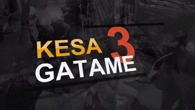 Kesa Gatame 3