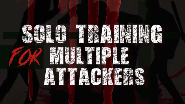 Mobbed: Solo Training For Multiple Attackers