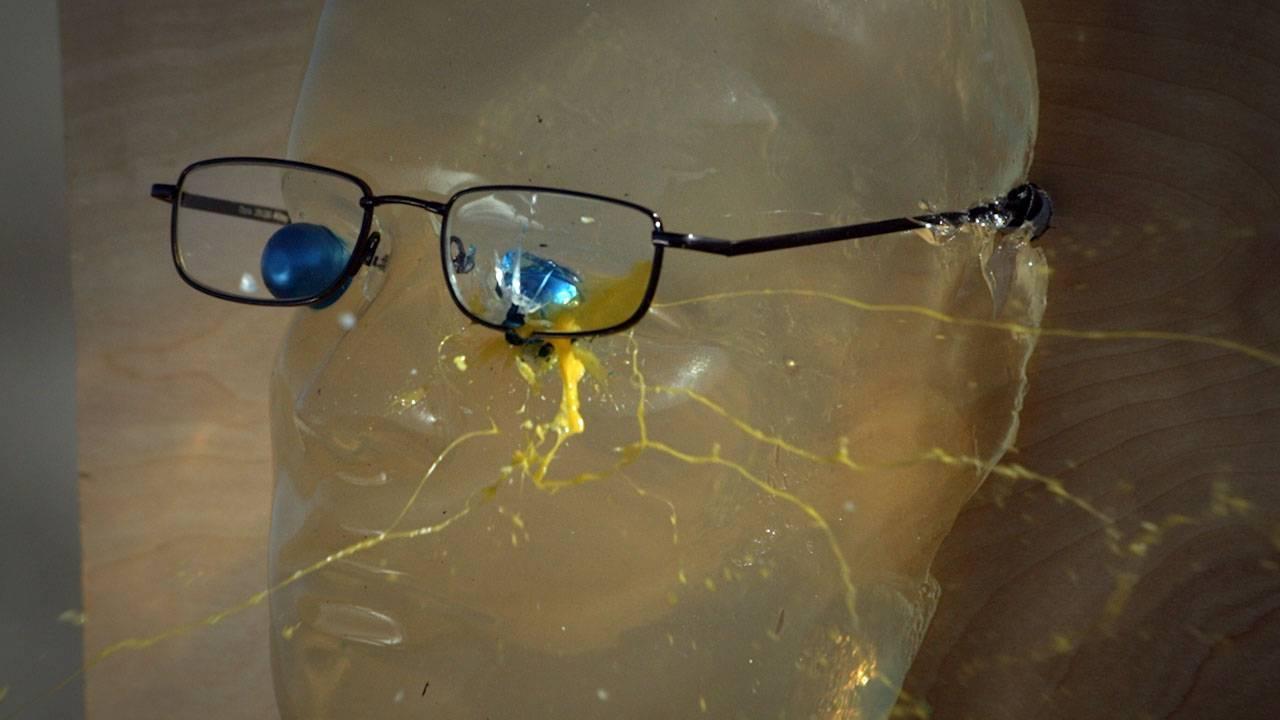 D Glasses Test Video