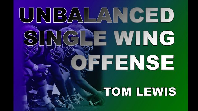 The Unbalanced Single Wing Offense