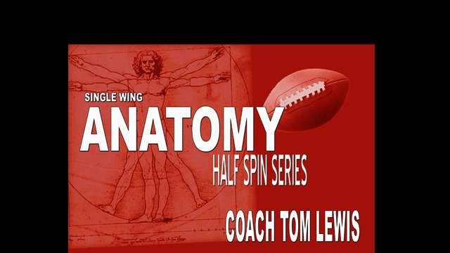 Unbal Single Wing Half SpinJet Anatomy