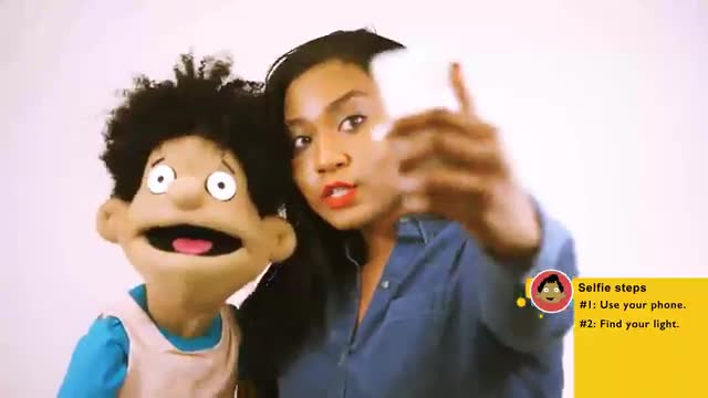 How To With Callaloo - How to Take a Selfie