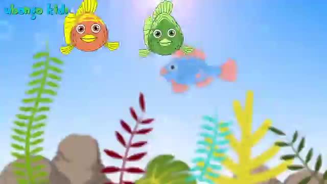 Ubongo Fish Song: Division