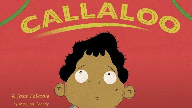 Callaloo Short Stories -  A Jazz Folktale (English)