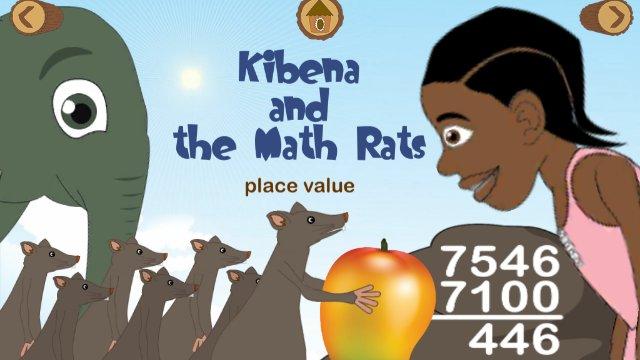 Kibena and the Math Rats: Place Value
