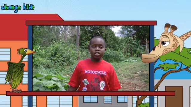 The Real Ubongo Kids:  Love of Learning