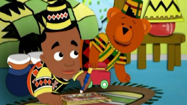 KT and Me: A Kwanzaa Family Special