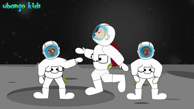 Moon Monkey - Science: Earth, Moon and Sun