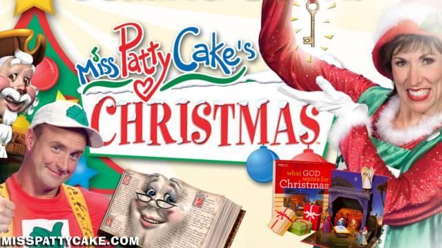 Miss PattyCake Christmas