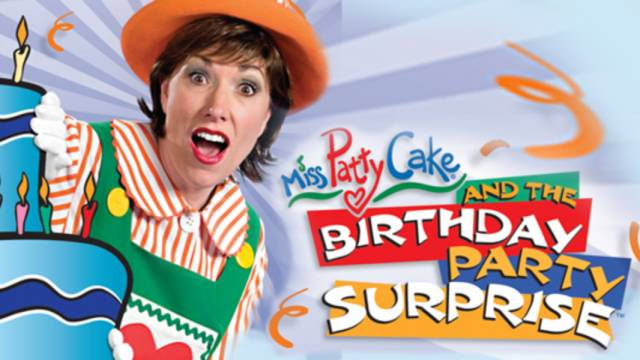 Miss Pattycake's Birthday Party Surprise