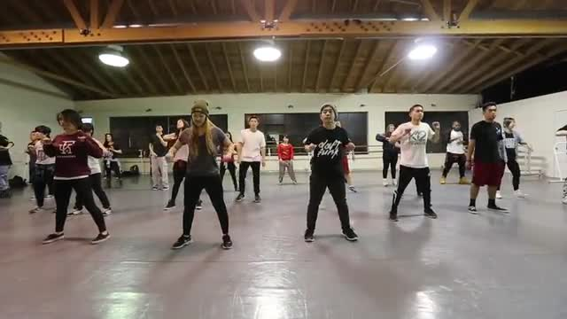 Funkanometry SF Master Class with Gina Hong and David Lee