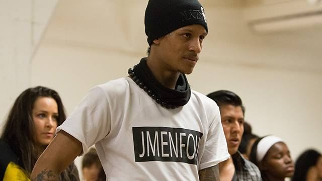 Les Twins in San Francisco : Yak Films : Laurent