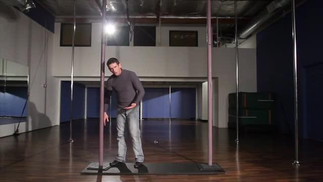 Chinese Pole w/Steve: Climbing