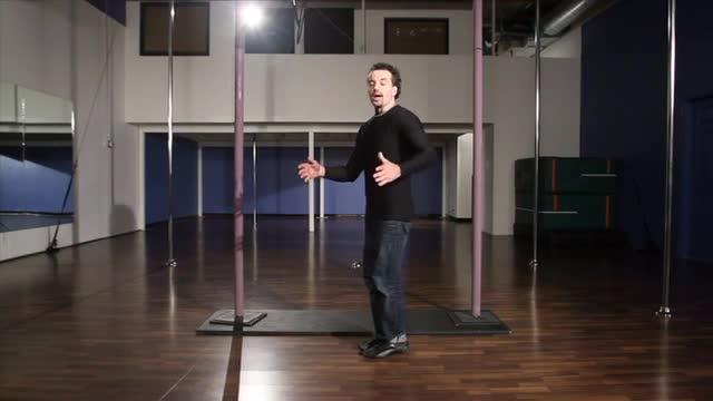 Chinese Pole w/Kujo: Planche