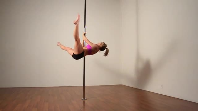 Tricks w/Mary: Inside Leg Hang