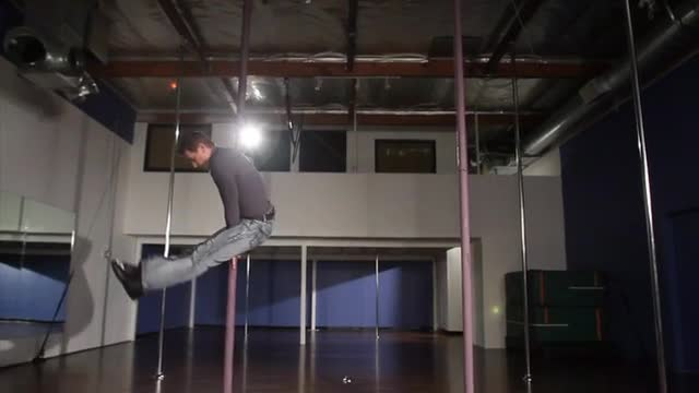 Chinese Pole w/Steve: Climbing Fonji