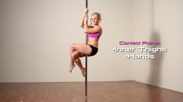 Tricks w/Mary: Pole Sit