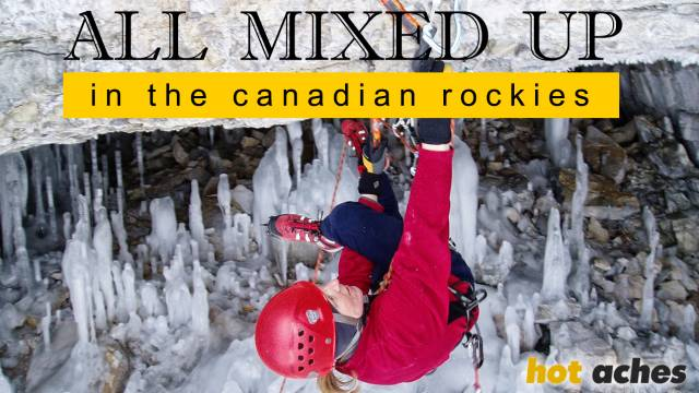 All Mixed Up - In The Canadian Rockies