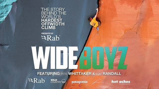 Wide Boyz - The Story Behind The World's Hardest Offwidth