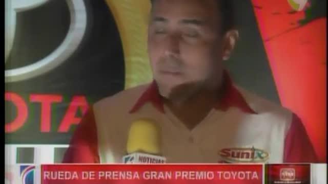 Toyota y Sunix Gran Premio TOYOTA