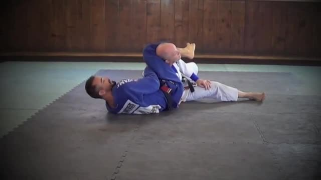 "Rodeo Control  ""Inescapable Position"" Seminar Part 1"