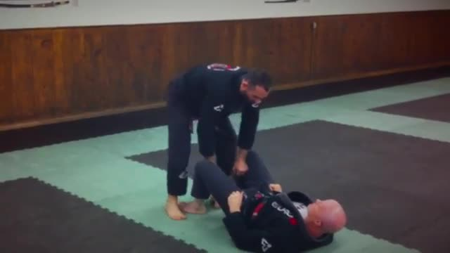 BJJ Warm-ups #4 Guard Passing