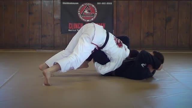 Lasso Guard / Grip Break to Over Under Pass