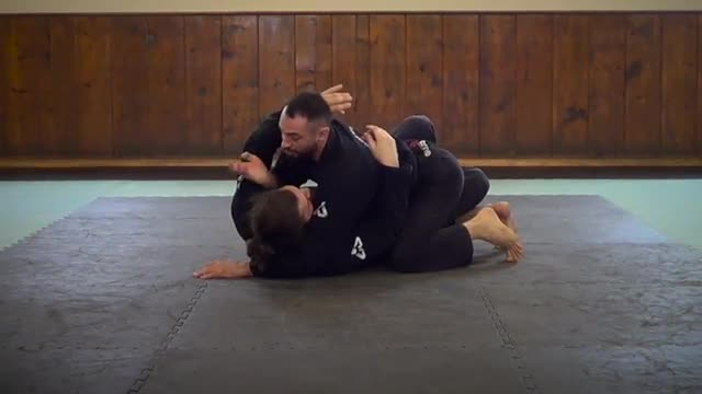 BJJ Technique #18 Rainbow Pass From Half Guard