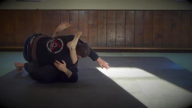 BJJ Ronin Stack Sweep from Guard