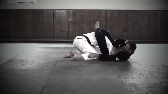BJJ Ronin 4 Submissions from Stretch Guard
