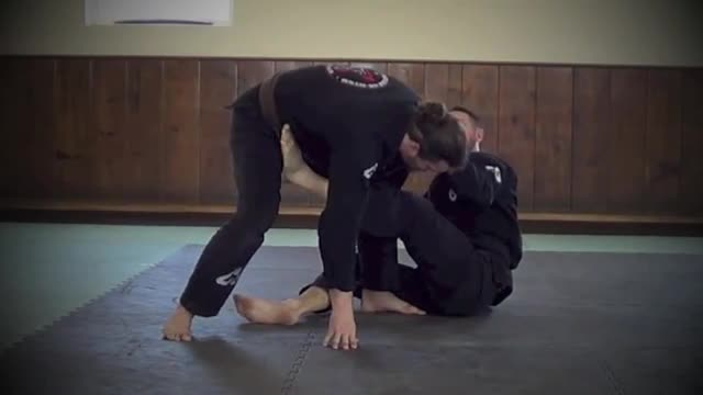 BJJ Ronin 90 Second BJJ Techniques, Pull Back Sweep