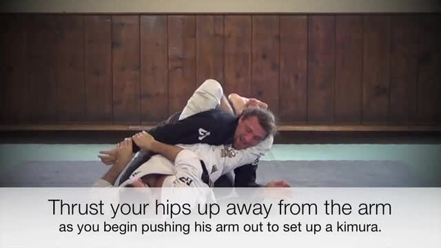 BJJ Ronin How to Finish a Stuffed Triangle