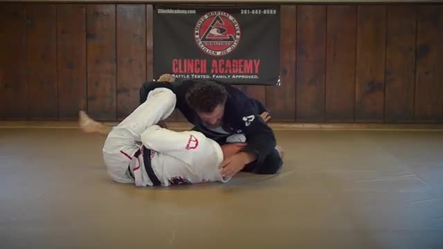 BJJ Technique #72 North South Escape / Crossbody to Lasso