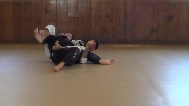 BJJ Technique # 39 Bow & Arrow Choke