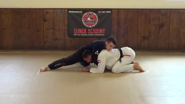 BJJ Technique #76 Sit Out Sprawl Escape