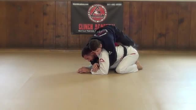 BJJ Technique # 78 Pull Guard Against A Sprawl
