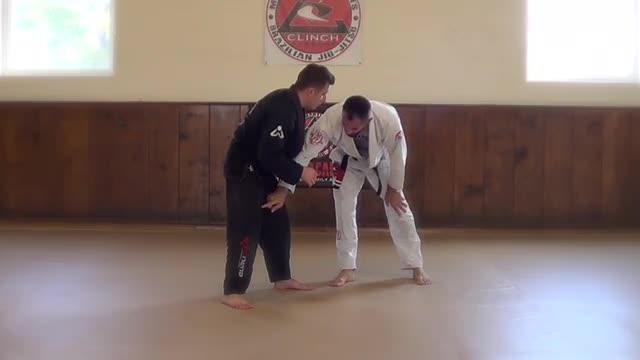 BJJ Technique # 51 Single Leg Take Down