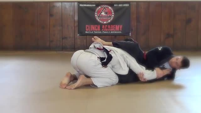 BJJ Technique # 79 Arm Bar Hitchhiker Escape
