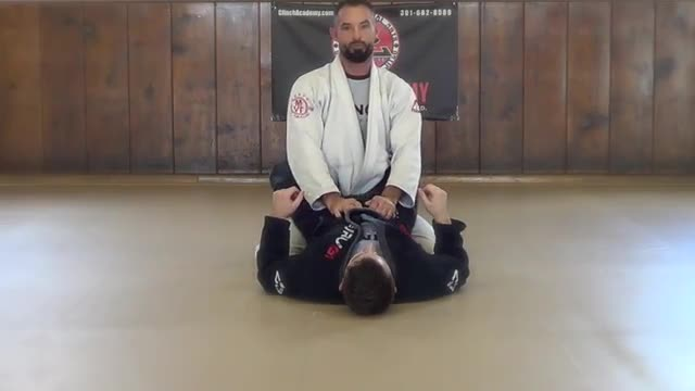 BJJ Technique # 80 Arm Bar Elbow Escape