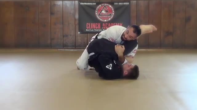 BJJ Technique # 125 Stack Arm Bar Escape/Top