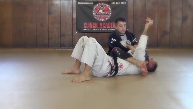 BJJ Technique # 123 Knee Wedge Arm Bar Escape