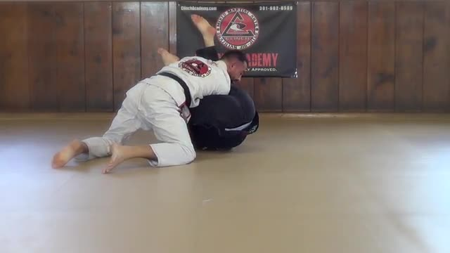 BJJ Technique # 124 Teeter Totter Arm Bar Escape