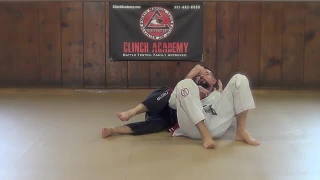 BJJ Black Belt Curriculum Demonstration