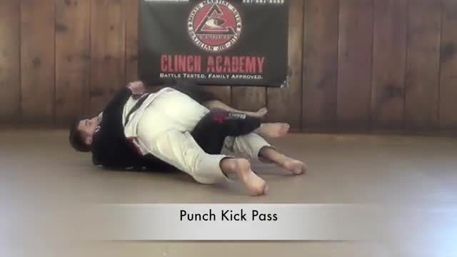 BJJ Curriculum Half Guard Passes