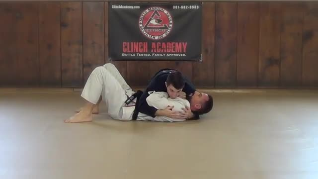 BJJ Curriculum Knee on Belly Escapes
