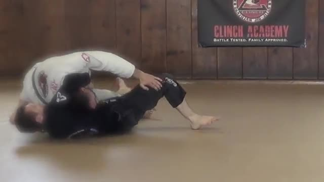 BJJ Curriculum Guillotine Escapes