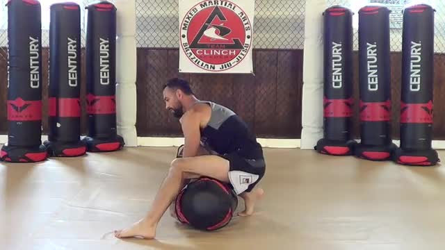 Bag Drills / Knee on Belly Submissions