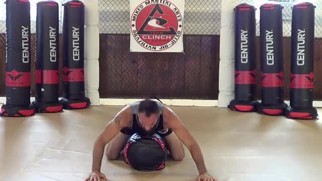 Bag Drills / Ground N' Pound