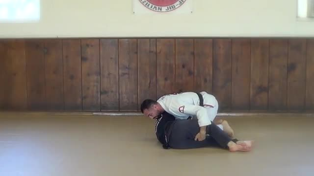BJJ Technique #147 Cradle Takedown